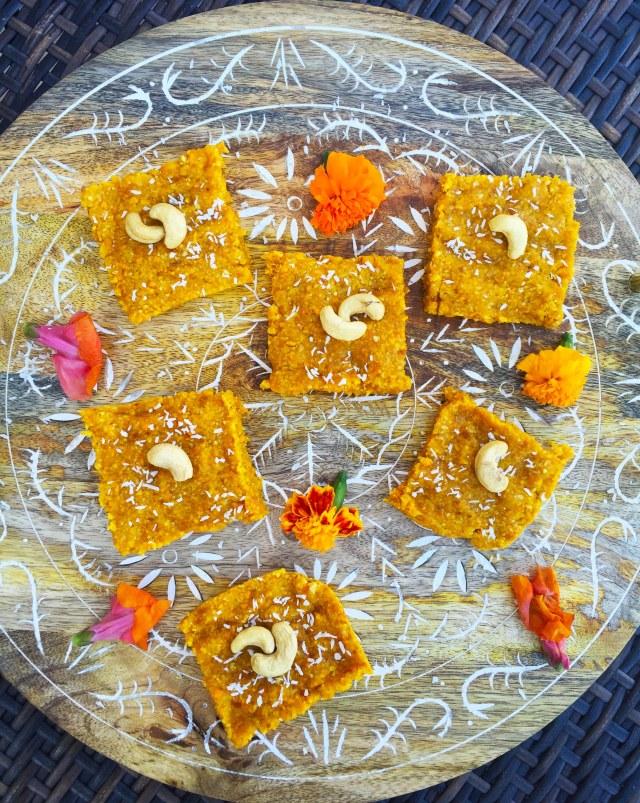 mango coconut squares 1