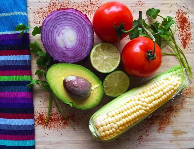 mexican veg