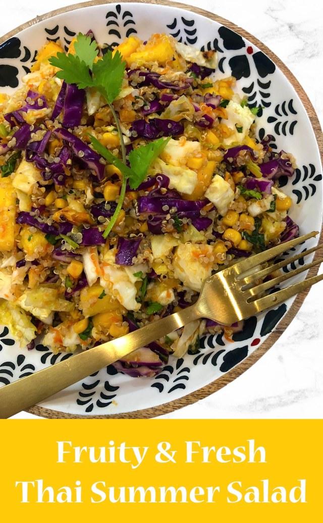 thai salad pinterest