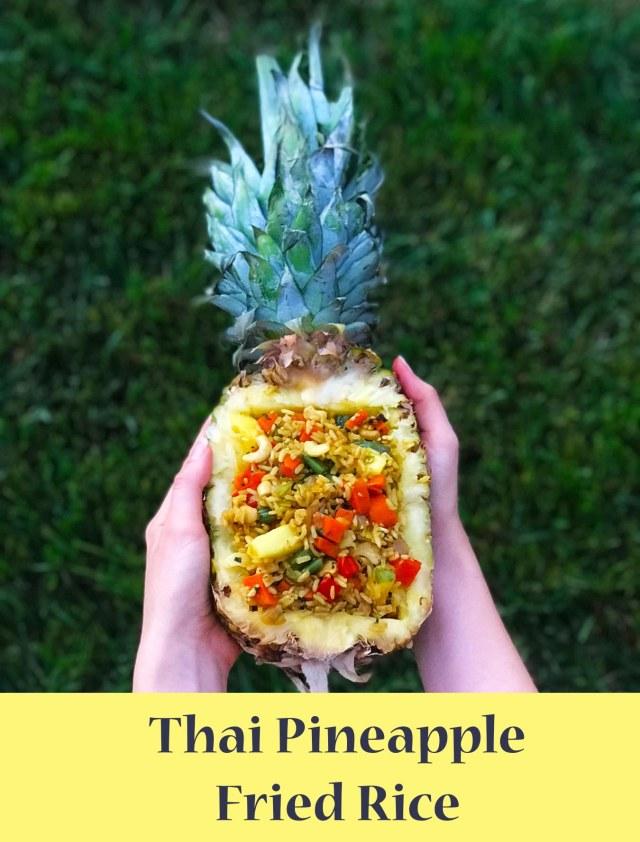 thai fried rice pinterest