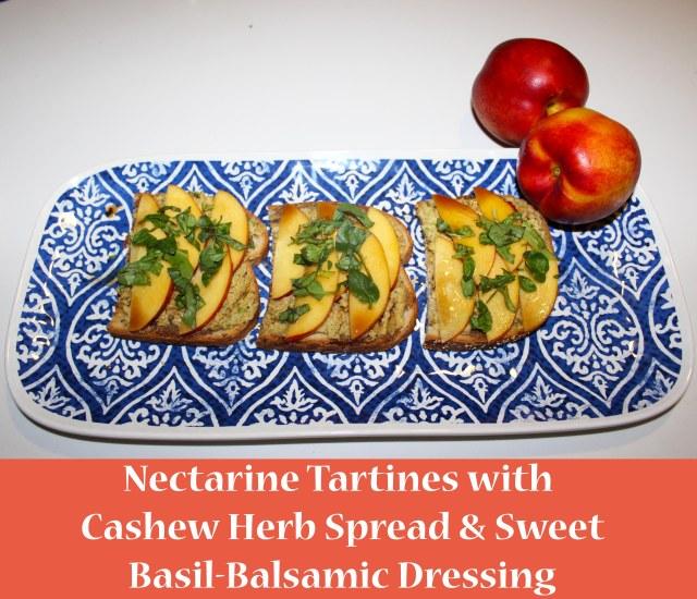 nectarine bruschetta pin